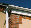 uPVC Downspouts to match
