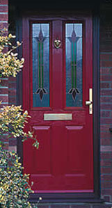 Steel Faced Exterior Doors